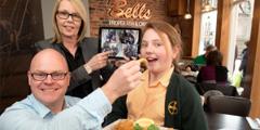 CCTV specialist Hadrian Technology creates unique customer service solution for Bells fish restaurant in Durham