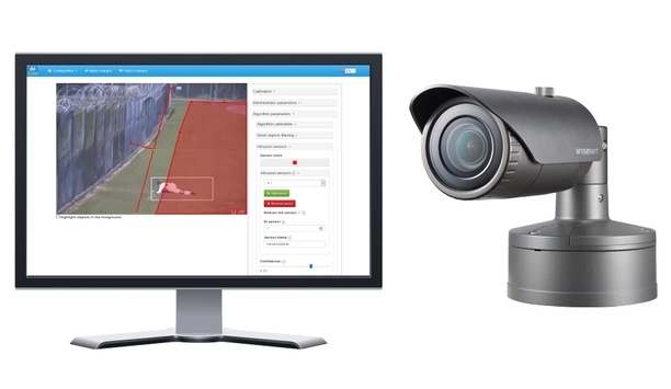 Hanwha Techwin collaborates with A.I Tech to launch Wisenet intrusion detection solutions
