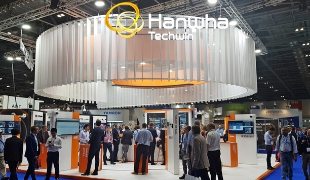 Hanwha Techwin showcases market solutions and Wisenet product range at IFSEC 2018