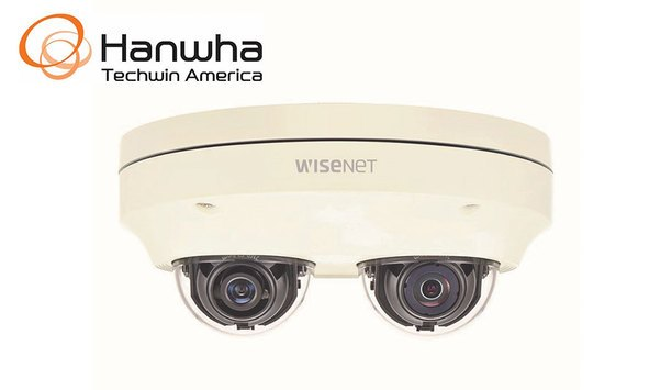 Hanwha Techwin America Announces New Multi-Directional Cameras At ISC West 2018