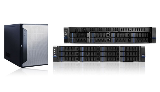 Hanwha Techwin releases four new Network Video Recorders built for Wisenet Wave VMS