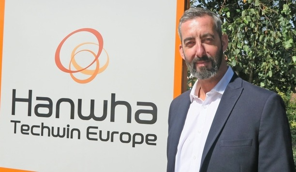 Hanwha Techwin Europe appoints Ben Speakman as the UK Country Manager