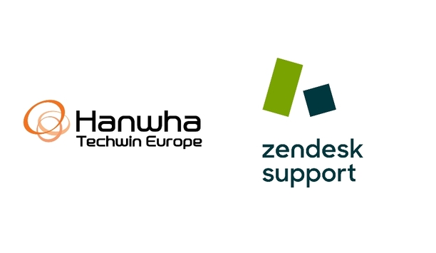 Hanwha Techwin Europe enhances pre and post-sales services with the Zendesk support platform