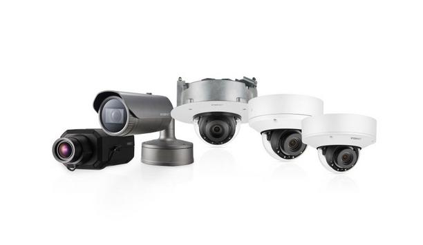 Hanwha Techwin adds five new high-definition AI cameras to provide users with cost-effective AI technology