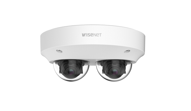 Hanwha to announce next-gen 5MP multi-directional IP camera at ISC West 2019