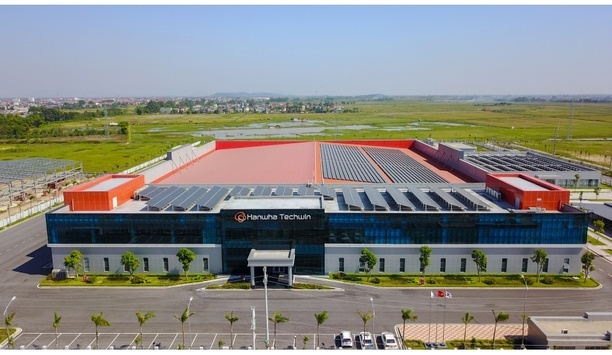 Hanwha Techwin expands global security business with new manufacturing facility in Vietnam