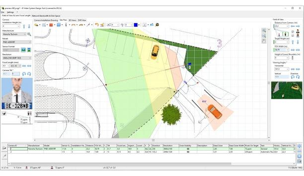 Hanwha Techwin announces integration of its Wisenet IP network cameras with JVSG System Design Tool