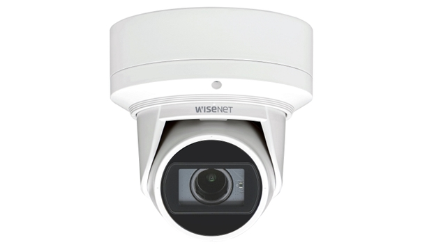Hanwha Techwin unveils Wisenet Q Flateye IR dome cameras for humid environments and dark settings