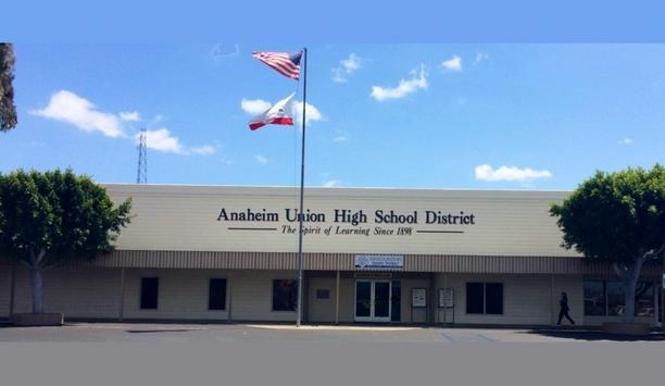 Hanwha Techwin America's Wisenet Q series 4MP cameras safeguard Anaheim Union High School District (AUHSD)