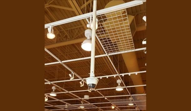 Kirkland's home décor stores choose Hanwha  cameras to enhance security and operations