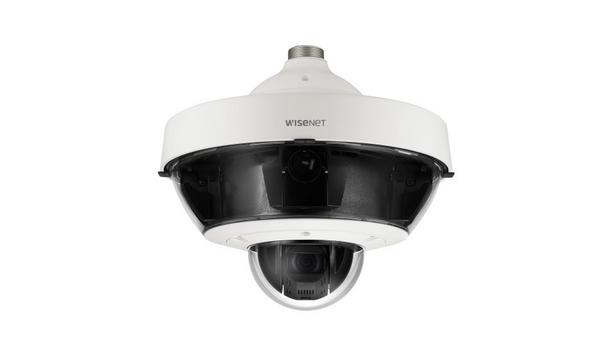 Hanwha adds Wisenet PNM-9022V and Wisenet PNM-9322VQP to their range of multi-directional cameras