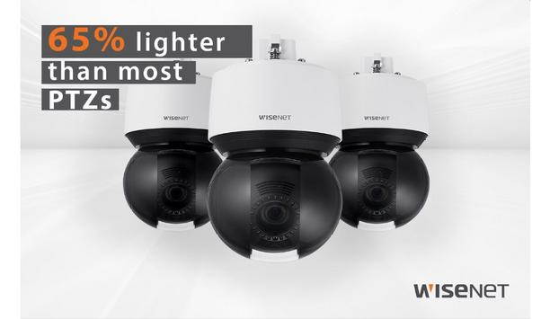Hanwha Techwin expands Wisenet X PTZ PLUS range of cameras equipped with AI object tracking