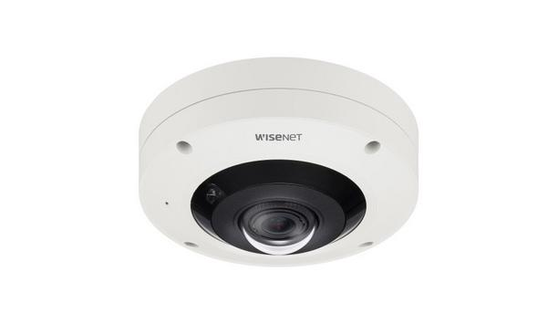 Hanwha Launches XNF-9010RV And XNF-9010RVM 12 Megapixel Fisheye Cameras To Enhance Monitoring Solution