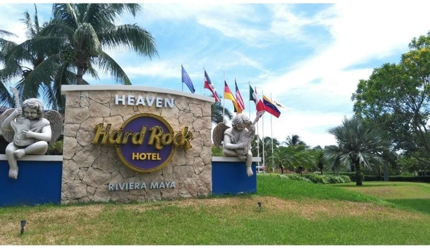 Hikvision enhances security for Hard Rock Hotel Riviera Maya