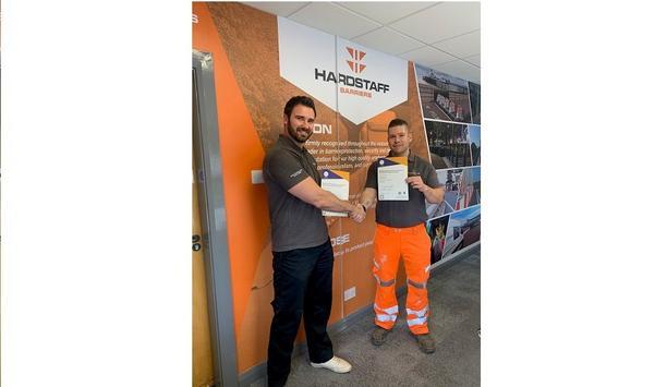 Hardstaff employees nominated for apprenticeship awards