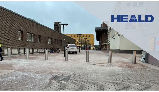 Heald And Intergate Sign Distributor Agreement And Celebrate First Project Installation In Stockholm, Sweden