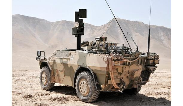 HENSOLDT receives an order from Krauss-Maffei Wegmann to equip Royal Netherlands Army's vehicles with visual systems