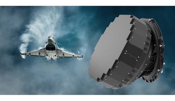HENSOLDT Announces Airbus Defense And Space Contract Win For Developing AESA Radar For German And Spanish Eurofighter Fleets