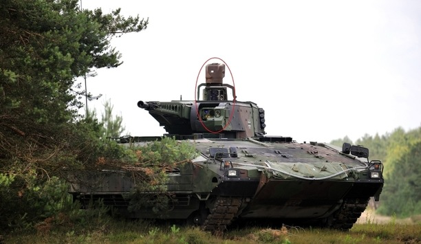 HENSOLDT delivers 300th MUSS equipment set for the German Army's 'Puma' infantry fighting vehicle