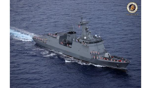 HENSOLDT UK delivers radar suite Kelvin Hughes Mk11 to the Philippine Navy Frigate BRP Jose Rizal