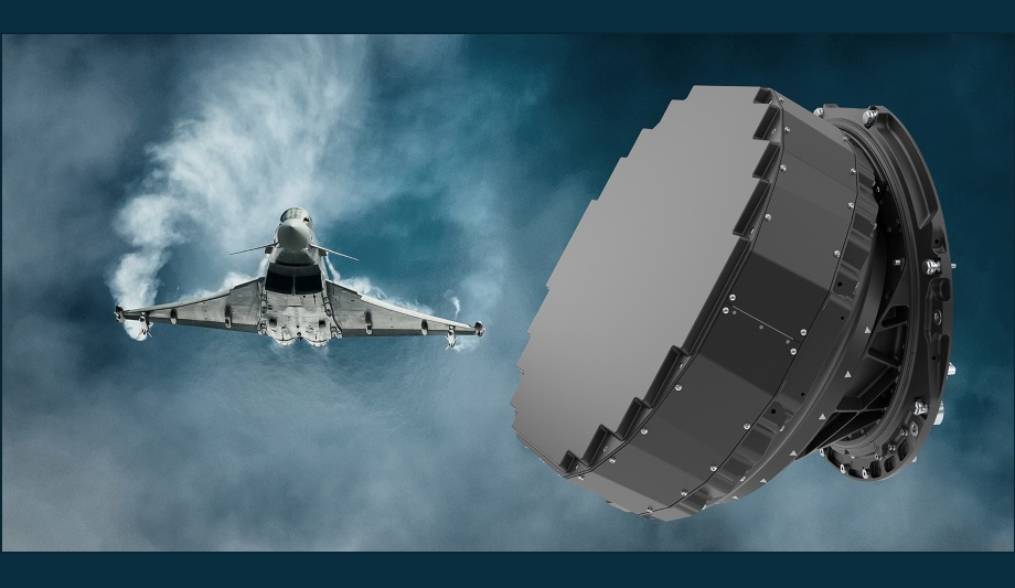 HENSOLDT Acknowledges The German Bundestag's Decision To Develop Eurofighter AESA Radar And MKS 180 Warships