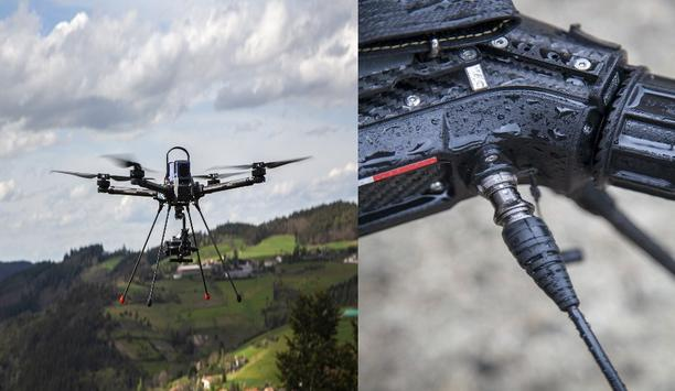 Hexadrone launches serial production of Tundra modular drone with Fischer Connectors' miniature connectivity solutions