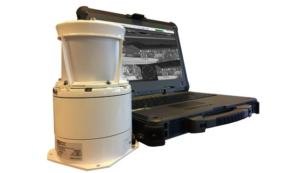 HGH to showcase panoramic thermal sensors SPYNEL at Enforce Tac 2019