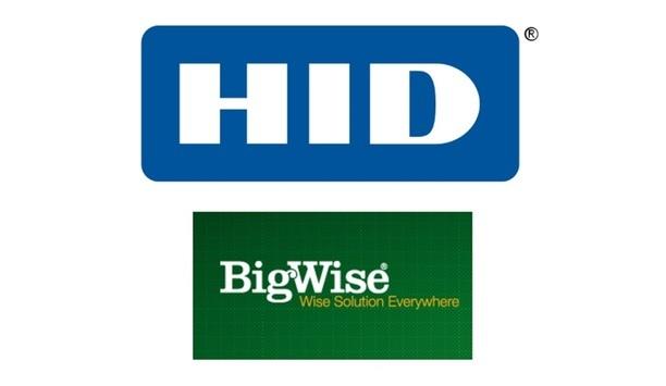 HID DigitalPersona fingerprint biometric solution added to BigWise Stellar POS for greater security