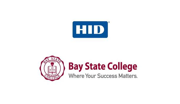 HID Global helps Bay State College bring students safely back to campus