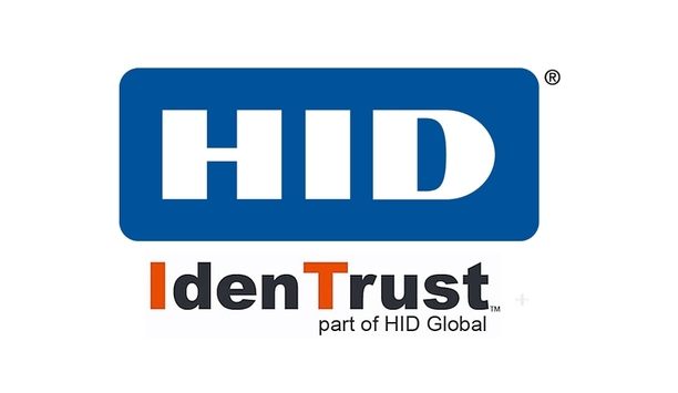 HID's IdenTrust certificates facilitate identity authentication and risk management