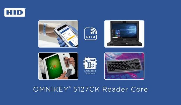 HID Global unveils compact OMNIKEY 5127CK Reader Core to accelerate and expand the partner ecosystem