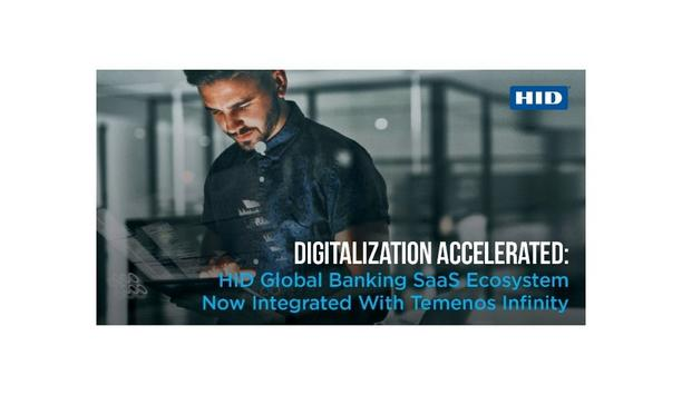 HID Global collaborates with Temenos to expand their multi-factor authentication solution