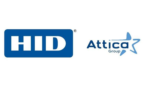 HID provides their FARGO DTC4500e High Capacity Card Printer and Encoder to enhance Attica Group's loyalty programme