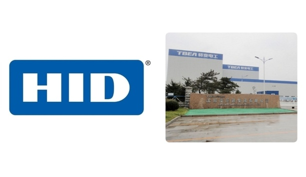 HID Global's network access control solution improves security at Shenyang TBEA in China