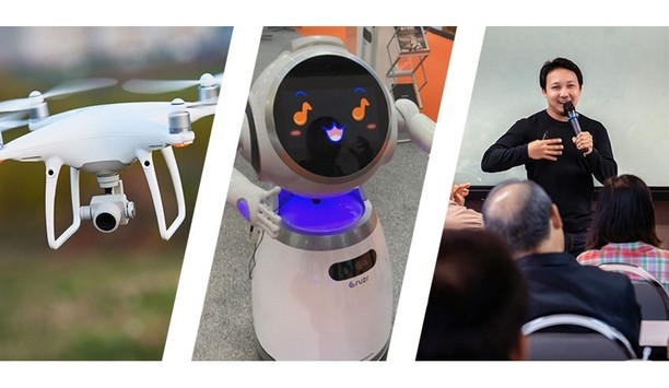 High-Tech Drones, Robots And Counter-Drone Solutions On Display At ISC West 2019