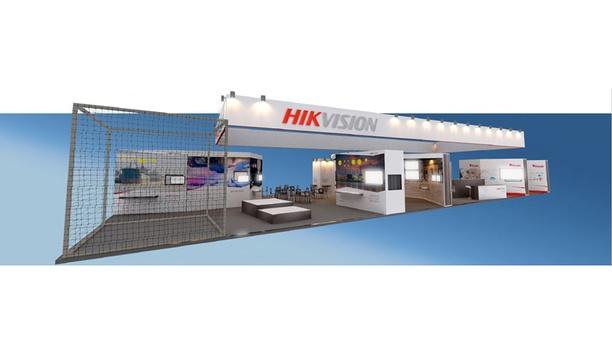 Hikvision to showcase latest surveillance innovations at IFSEC International 2017