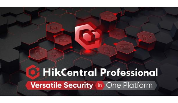 Hikvision's HikCentral Professional platform delivers centralised video and access control system management