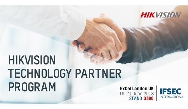 Hikvision enhances HEOP programme with expansion of Technology Partner Program during IFSEC 2018