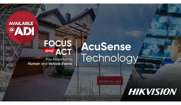 Hikvision AcuSense Technology responds effectively to human and vehicle intrusion events