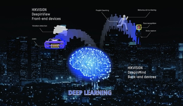 Hikvision highlights the benefits of deep learning and AI in the field of security
