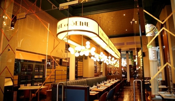 Hikvision And Create Security Provide Bespoke Video Surveillance System To Café En Seine In Dublin