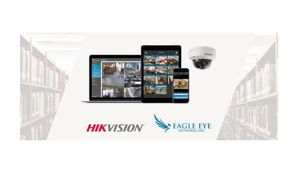 Hikvision UK And Eagle Eye Networks Partner Up For Secure Cloud-Based Video Surveillance Solution