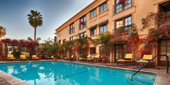 Hikvision USA's Cutting Edge Video Surveillance Solutions Protect Sunset Plaza Hotel In Los Angeles