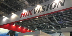 Hikvision shows expanded range to record numbers at IFSEC 2016