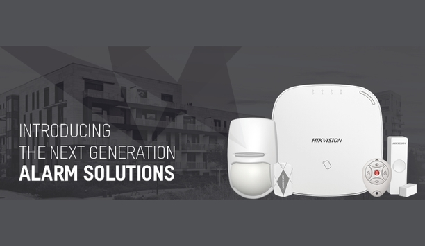 Hikvision unveils AXHub intruder alarm systems for commercial and residential applications