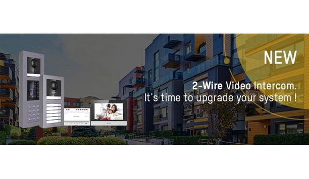 Hikvision announces the launch of new modular 2-wire IP video intercom for apartment buildings