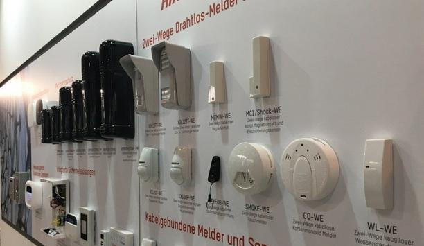 Hikvision Exhibits Alarm And Security Solutions At Security Essen 2018