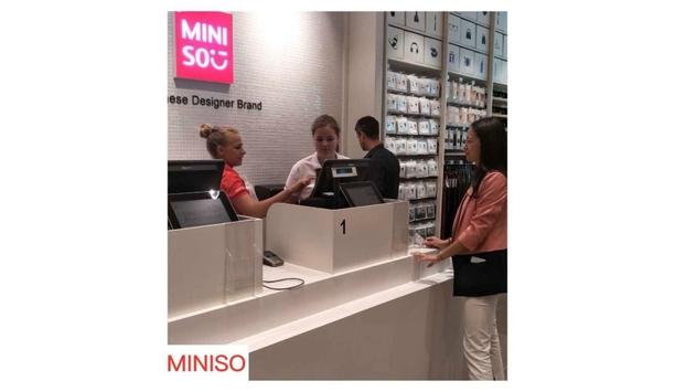 Hikvision safeguards Miniso retail stores with its enhanced surveillance solution and HikCentral platform