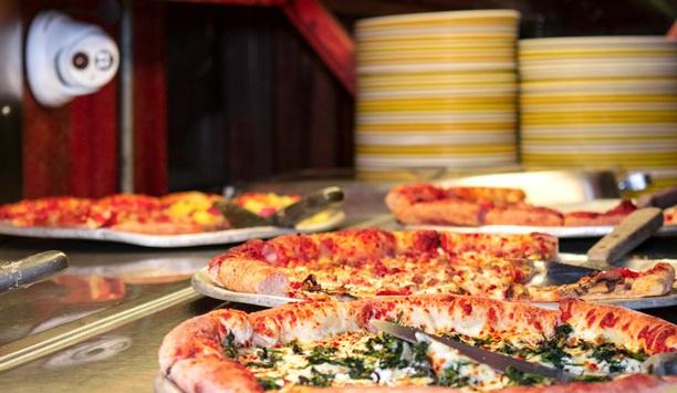 Hikvision Cameras Streamline Operations At Spinner's Pizza, North Carolina