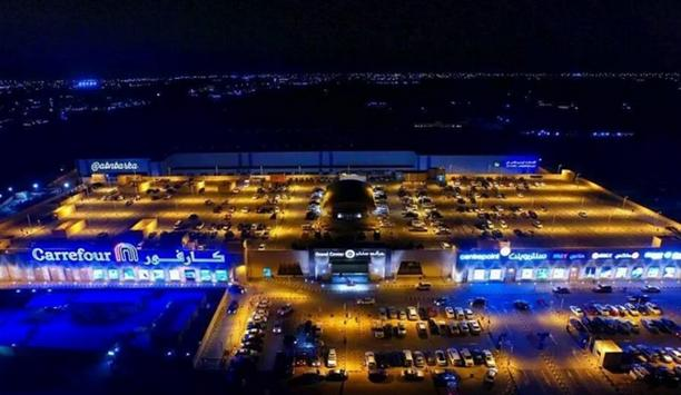 Hikvision provides smart video solutions to maximise security for customers' cars at the Barka Grand Centre mall
